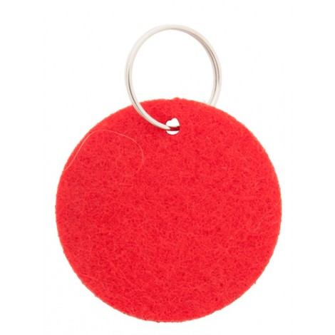 Klíčenka, červená