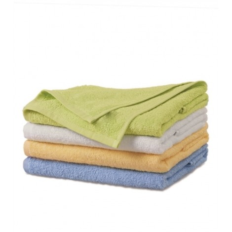 Ručník Terry Towel 350 jemná zelená 50 x 100 cm