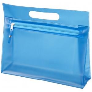 Toaletní taška Paulo z průhledného PVC