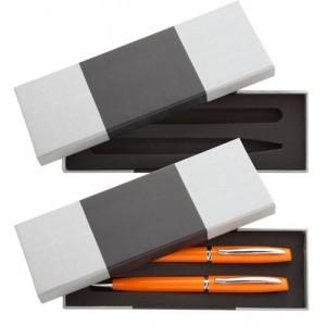 Krabička na 2 pera, černá