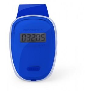 Digitální krokoměr, modrá