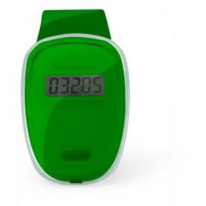 Digitální krokoměr, zelená