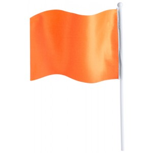 Praporek, oranžová
