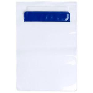 Voděodolný obal na tablet, modrá