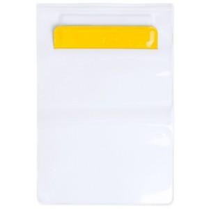 Voděodolný obal na tablet, žlutá