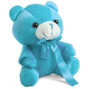 Plyšový medvídek, modrá