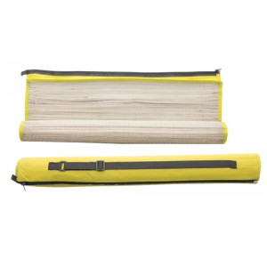 Plážová podložka, žlutá