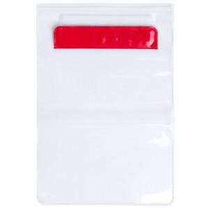 Voděodolný obal na tablet, červená
