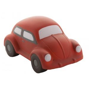 Antistres auto, červená