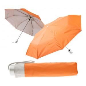 Deštník, oranžová