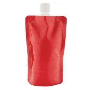 Mini lahev, červená