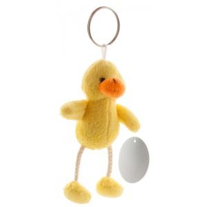 Plyšová kachna, žlutá