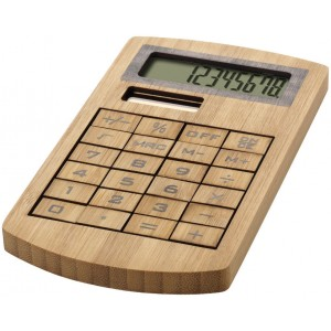 Bambusová kalkulačka
