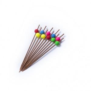 """""""Brochet"""" bambusové hůlky, 10 ks"""