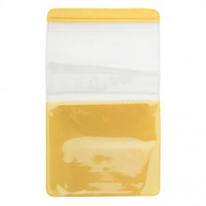 Voděodolný obal na mobil, žlutá