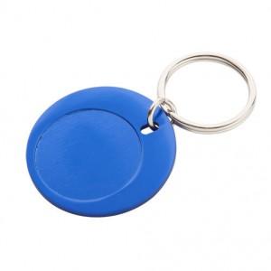 Kovová klíčenka, královská modrá