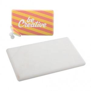 Krabička s mentolovými bonbóny, bílá