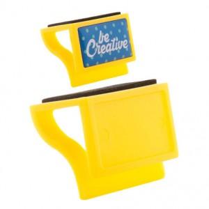 Obal na web kameru, žlutá