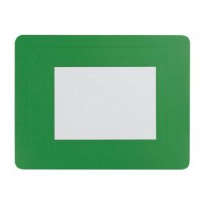 Podložka pod myš s fotorámečkem, zelená
