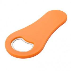 Otvírák na láhve s magnetem, oranžová