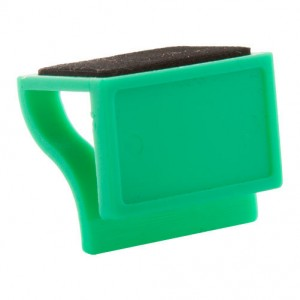 Obal na web kameru, zelená