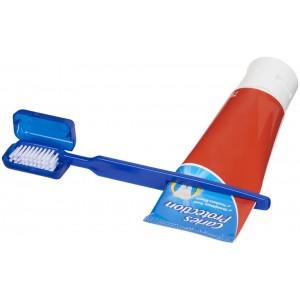 Kartáček na zuby Dana s vytlačovačem pasty