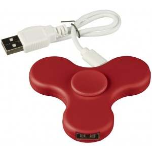 Spin-it Widget USB Hub-BK, černá sytá