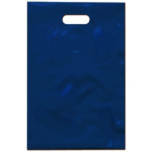 PE taška 20x30 cm, modrá