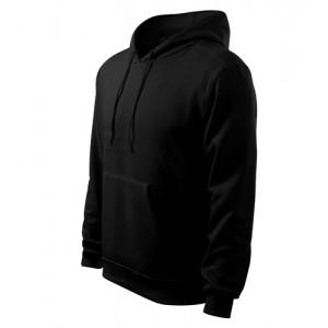 Hooded Sweater mikina pánská černá 2XL