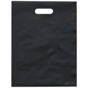 PE taška 27x36 cm, černá