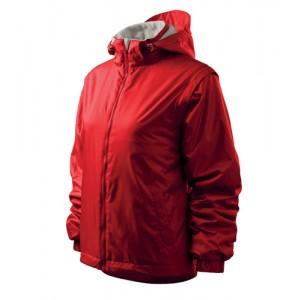 Jacket Active Plus bunda dámská červená XL