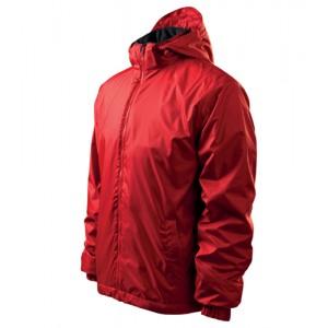 Jacket Active bunda pánská červená 3XL