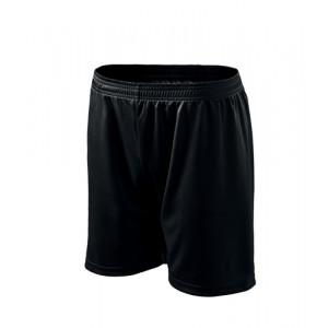 Playtime šortky pánské/dětské černá XL