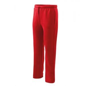 Tepláky pánské Comfort červená L