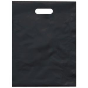 PE taška 30x40 cm, černá