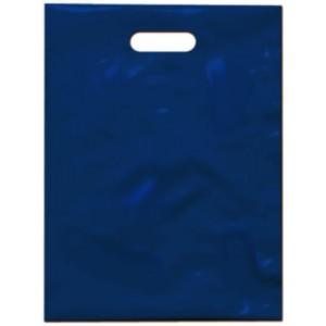 PE taška 30x40 cm, modrá