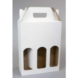 Krabice na piva 21x7x27,5 cm