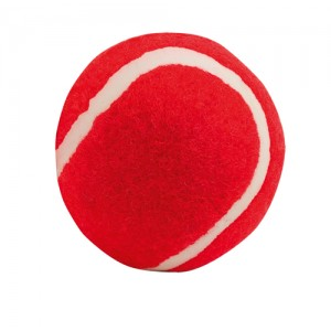 Míček pro psy, červená