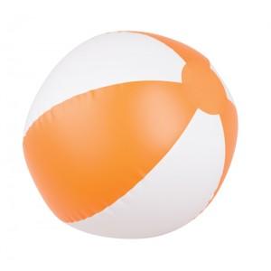 Plážový míč, oranžová