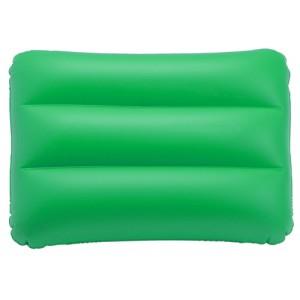 Nafukovací polštářek, zelená