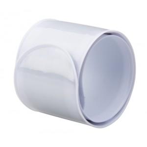 Reflexní páska, bílá