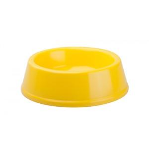 Miska pro psy, žlutá