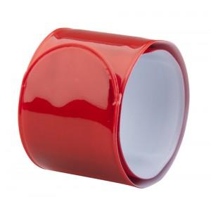 Reflexní páska, červená