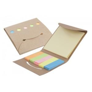 Samolepící papírky, béžová
