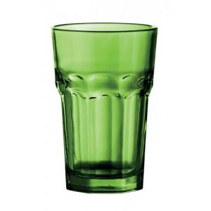 Skleničky na pití, zelená