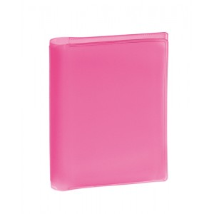 Obal na kreditní karty, růžová