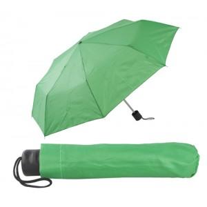 Deštník, zelená