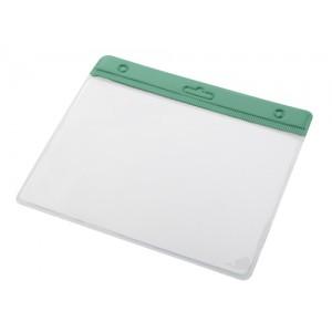 Identifikační visačka, zelená