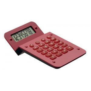 Kalkulačka, červená