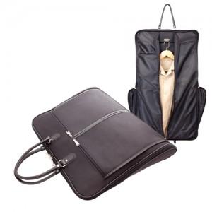Taška na oblek, černá